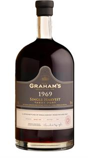 Graham's Port Tawny Single Harvest 1969 750ml